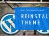 【初心者】WordPressのテーマを再インストール&初期化する方法